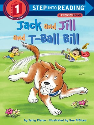 cover image of Jack and Jill and T-Ball Bill