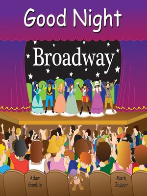 cover image of Good Night Broadway