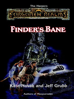 cover image of Finder's Bane