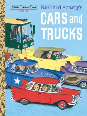 cover image of Richard Scarry's Cars and Trucks