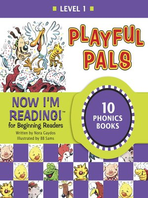 cover image of Playful Pals