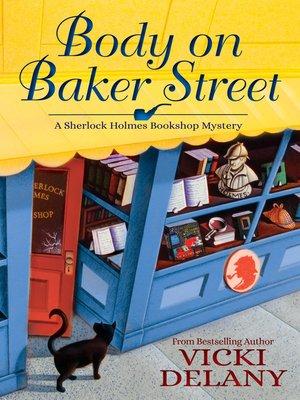 cover image of Body on Baker Street