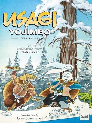 cover image of Usagi Yojimbo (1987), Volume 11