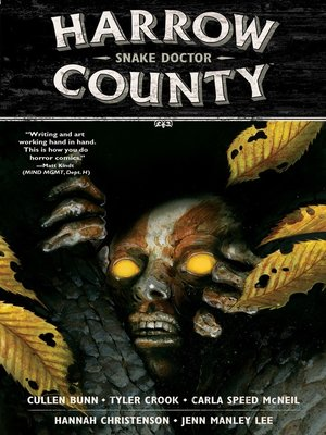 cover image of Harrow County (2015), Volume 3