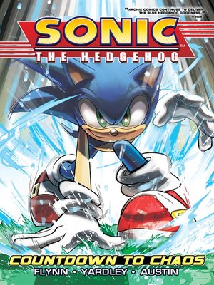 cover image of Sonic the Hedgehog 1: Countdown to Chaos