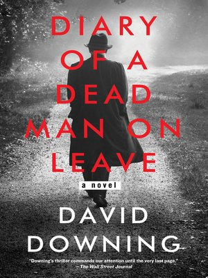 cover image of Diary of a Dead Man on Leave