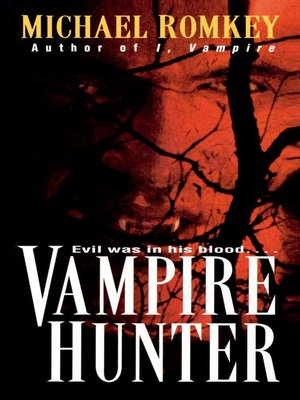 cover image of Vampire Hunter