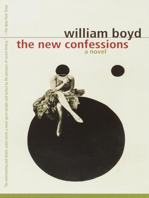 cover image of The New Confessions