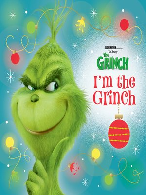 cover image of I'm the Grinch (Illumination's the Grinch)