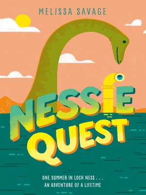 cover image of Nessie Quest