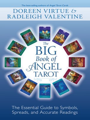 cover image of The Big Book of Angel Tarot
