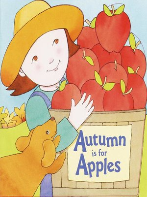 cover image of Autumn Is for Apples