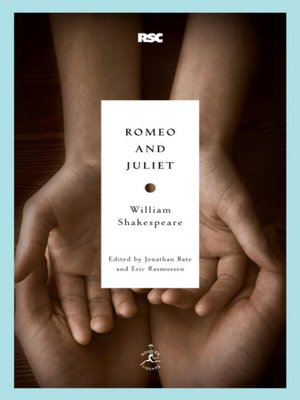 cover image of Romeo and Juliet