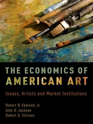 cover image of The Economics of American Art