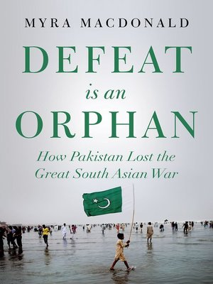 cover image of Defeat is an Orphan