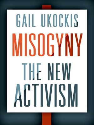 cover image of Misogyny
