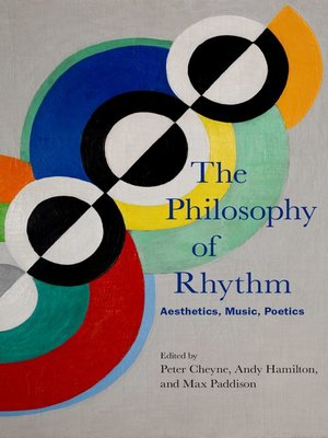 cover image of The Philosophy of Rhythm