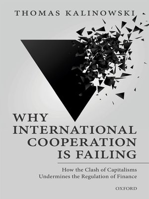 cover image of Why International Cooperation is Failing