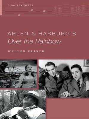cover image of Arlen and Harburg's Over the Rainbow