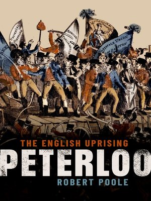 cover image of Peterloo
