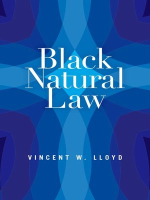 cover image of Black Natural Law
