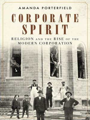 cover image of Corporate Spirit