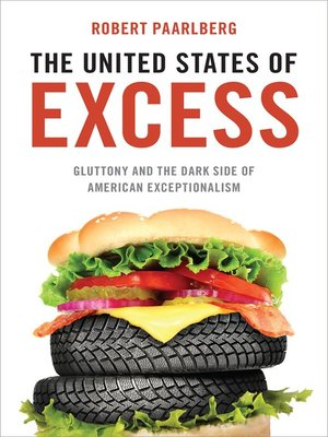 cover image of The United States of Excess