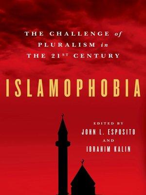cover image of Islamophobia