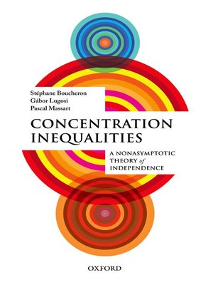 cover image of Concentration Inequalities