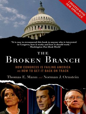 cover image of The Broken Branch