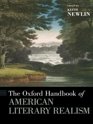 cover image of The Oxford Handbook of American Literary Realism