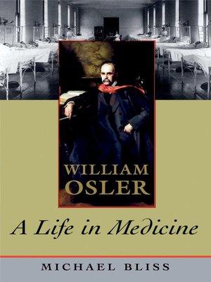 cover image of William Osler