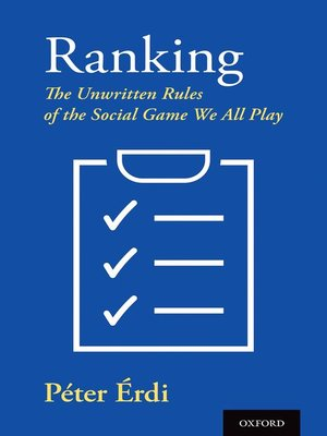 cover image of Ranking