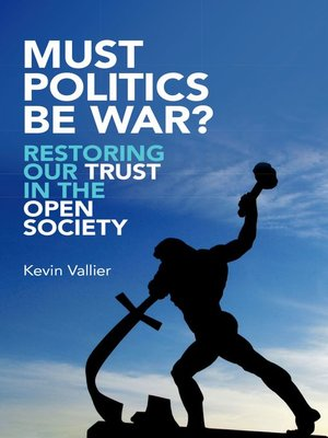 cover image of Must Politics Be War?