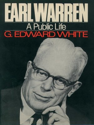 cover image of Earl Warren