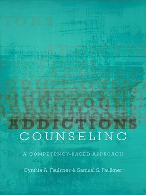 cover image of Addictions Counseling