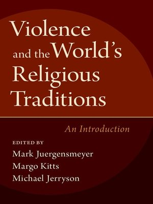 cover image of Violence and the World's Religious Traditions