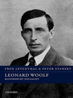 cover image of Leonard Woolf
