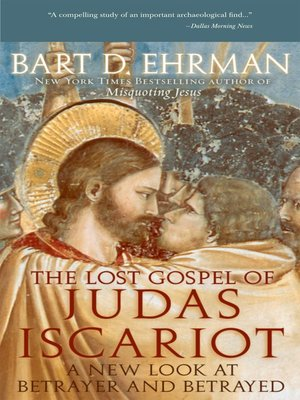 cover image of The Lost Gospel of Judas Iscariot