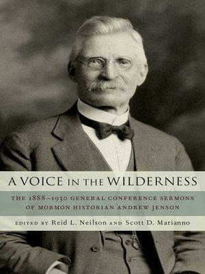 cover image of A Voice in the Wilderness