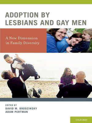 cover image of Adoption by Lesbians and Gay Men