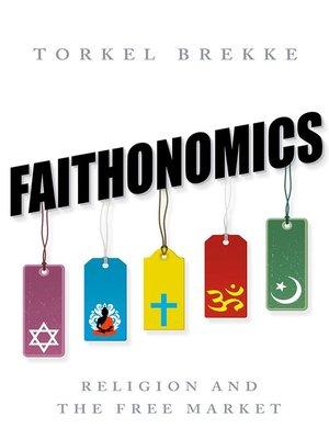 cover image of Faithonomics