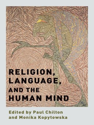 cover image of Religion, Language, and the Human Mind