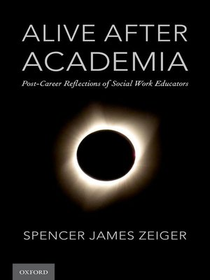 cover image of Alive After Academia