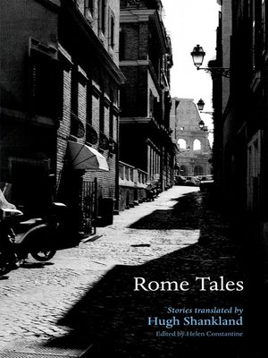 cover image of Rome Tales