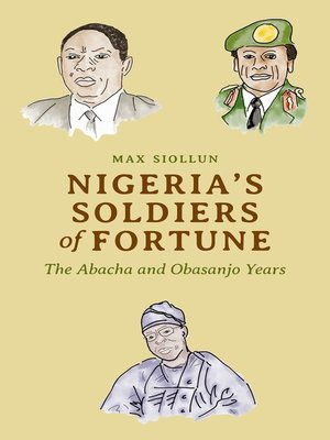cover image of Nigeria's Soldiers of Fortune