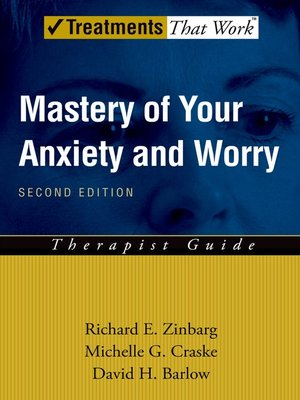 cover image of Mastery of Your Anxiety and Worry (MAW)