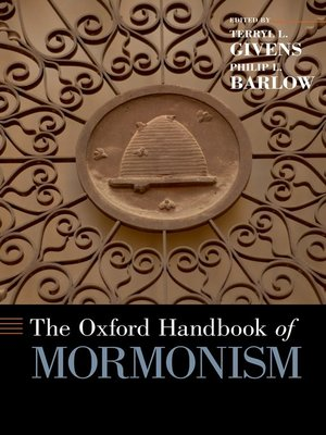 cover image of The Oxford Handbook of Mormonism