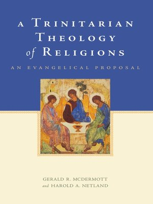 cover image of A Trinitarian Theology of Religions