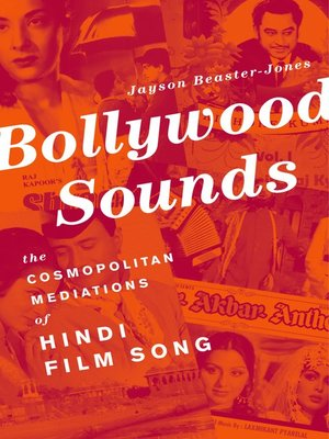 cover image of Bollywood Sounds